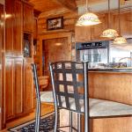 Cabin Kitchen Countertop Choices
