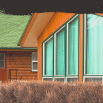 Landscaping for Log Homes