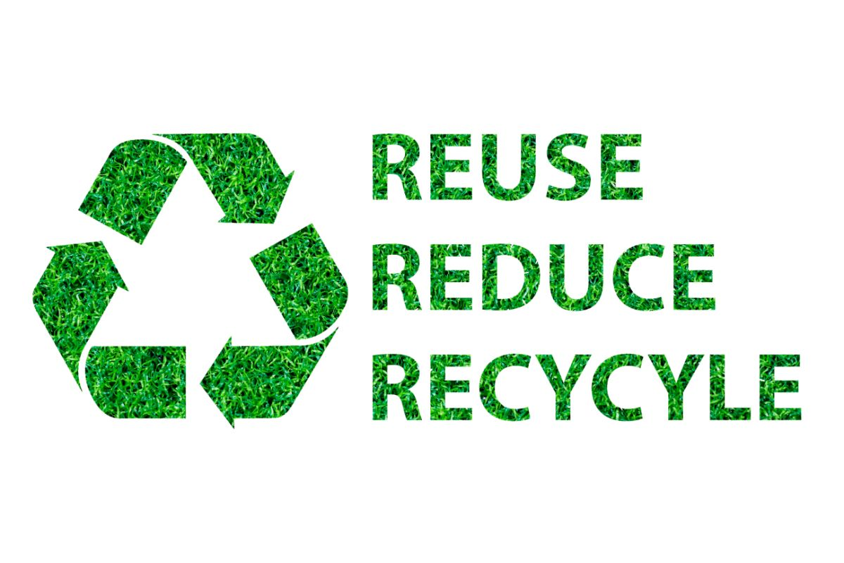 Recycle Reduce Reuse logo