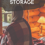 Small Cabin Energy Storage