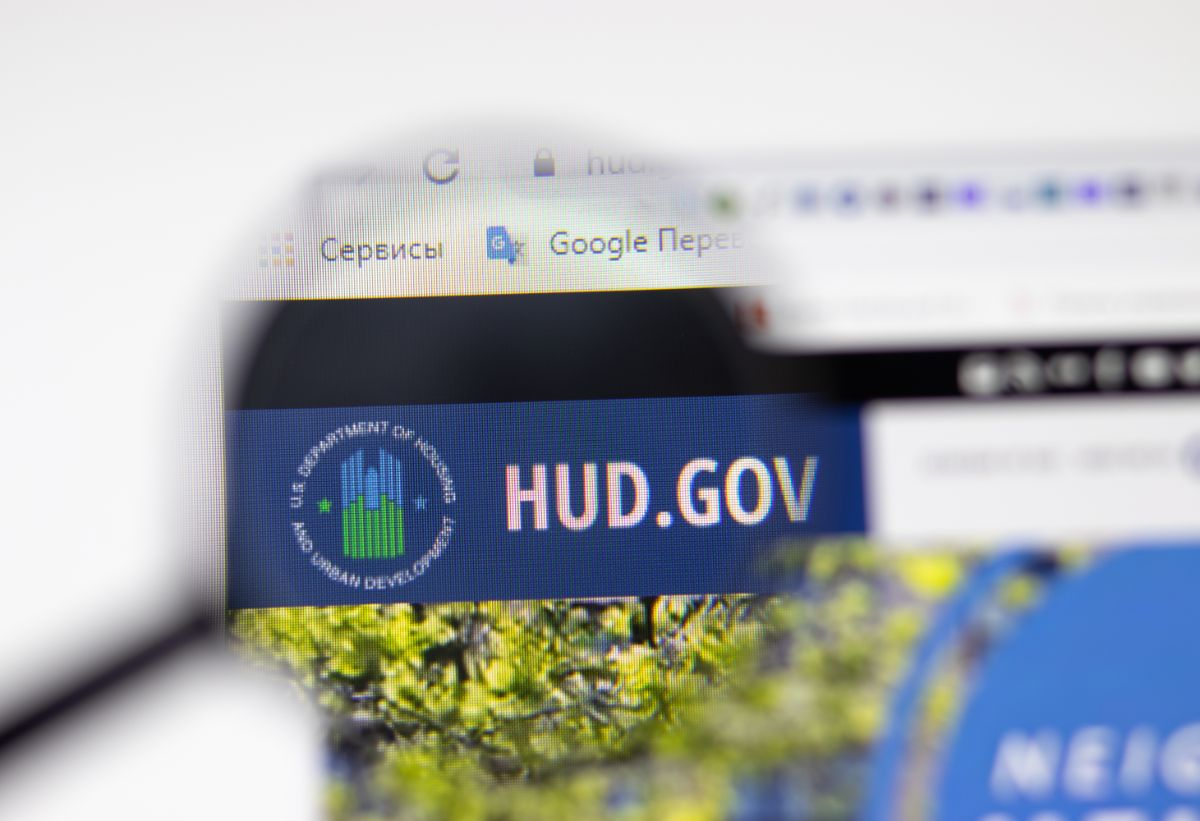 The Department of Housing & Urban Development (HUD) website