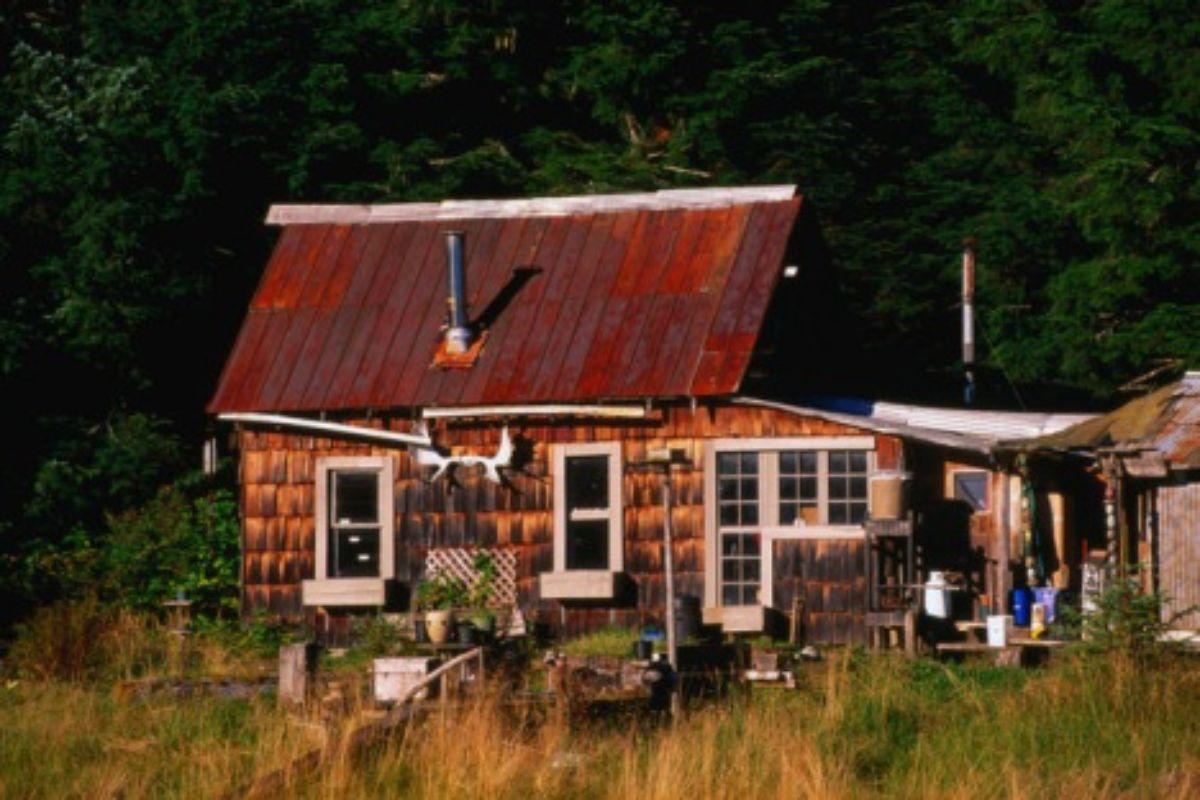 Old Log cottage