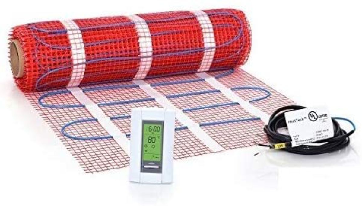 electric radiant heating device