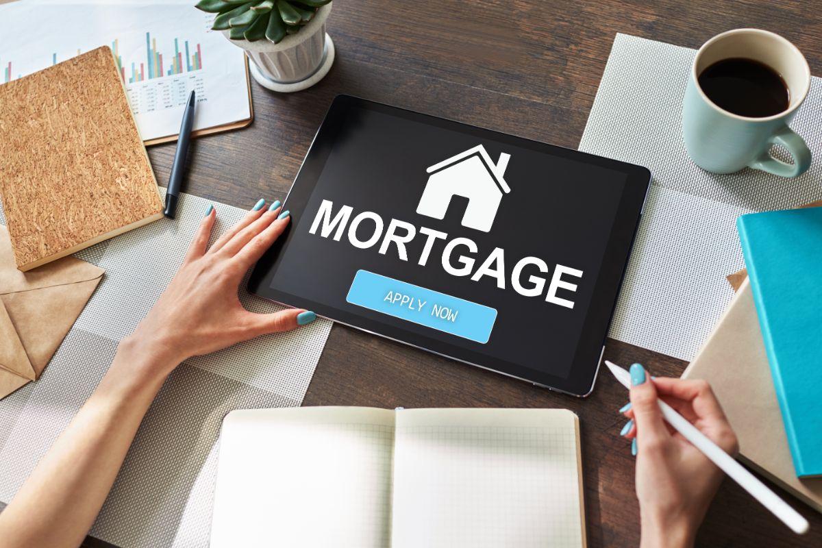 Apply against Mortgage Loan on tab